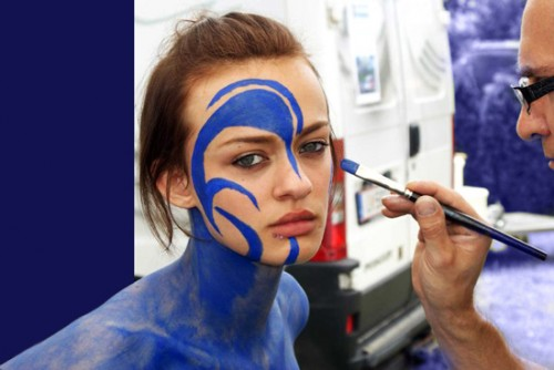 Bodypainting - Kunst auf nackter Haut