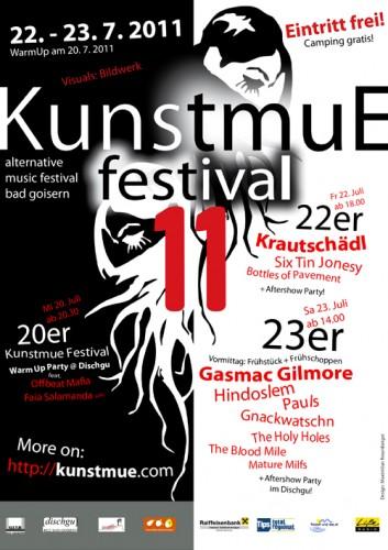 Kunstmue Festival 2011
