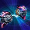 Goalie Masken ein beliebter Untergrund für ganz besonderes Design.