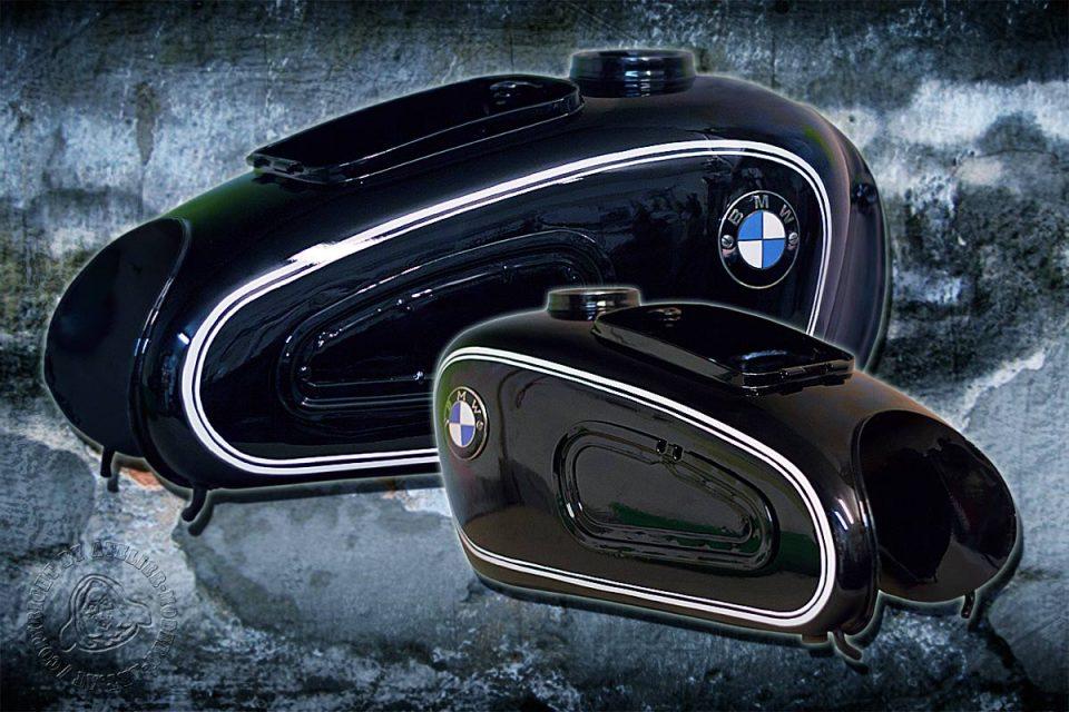 Linierung auf BMW R27